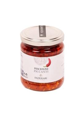 Pesciolini Piccanti g. 200