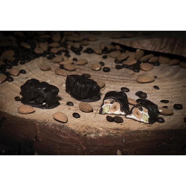 Torroncino morbido al caffè