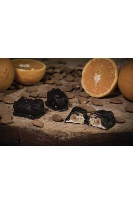 Arancia - Torroncino morbido