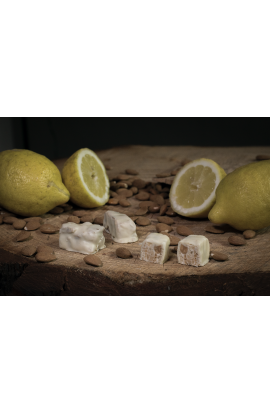 Torroncino morbido al Limone